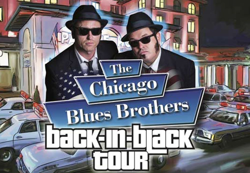 The Chicago Blues Brothers