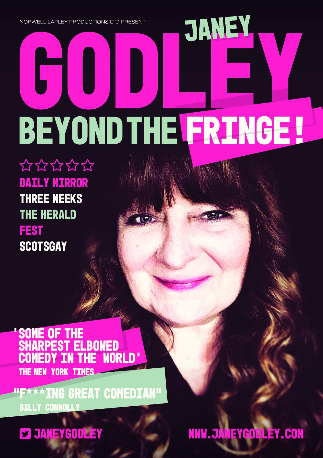 Janey Godley – Beyond The Fringe