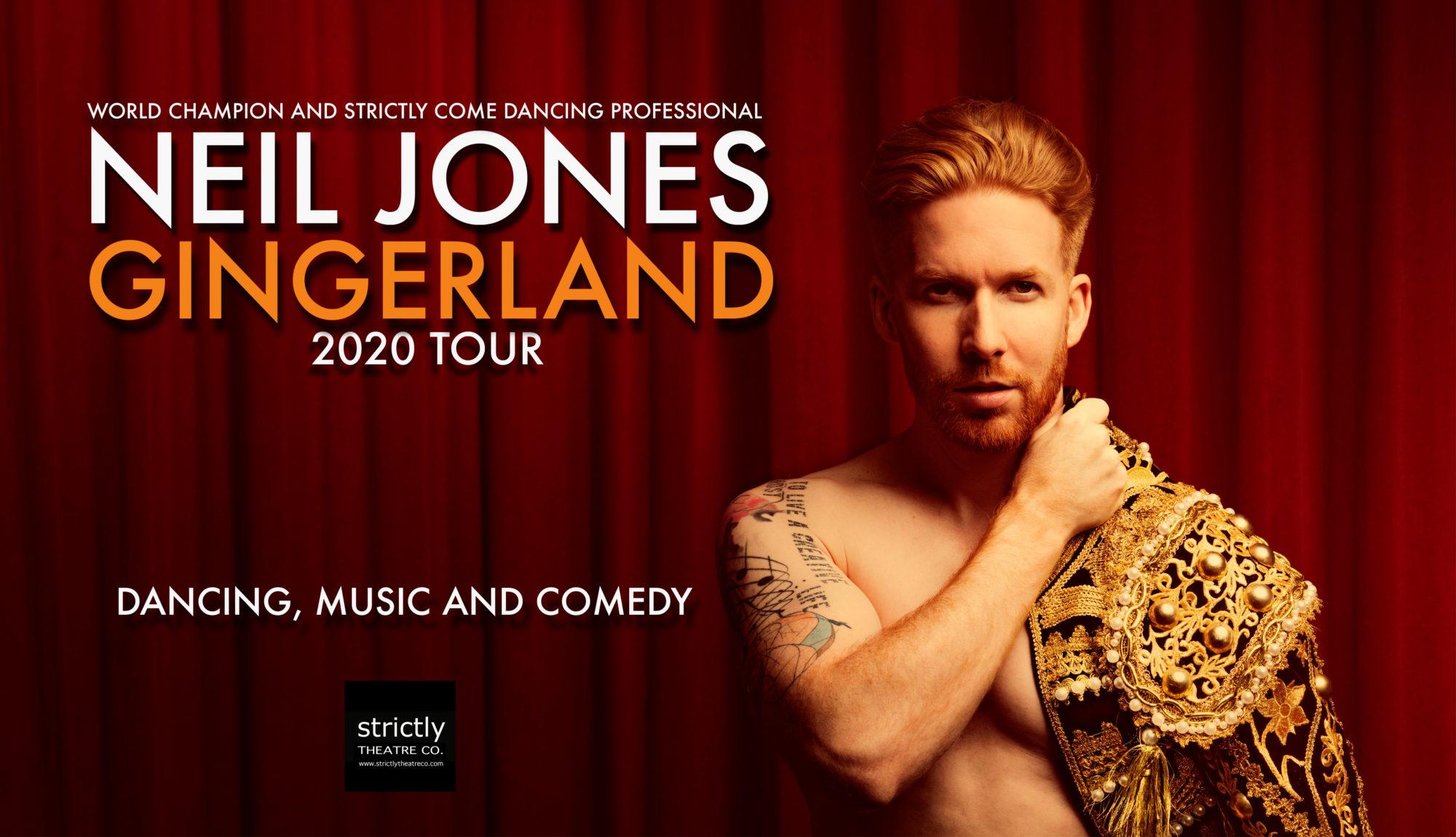 Neil Jones - Gingerland