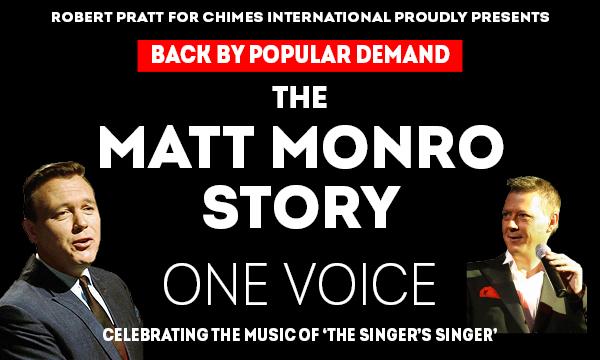 Matt Monro Story