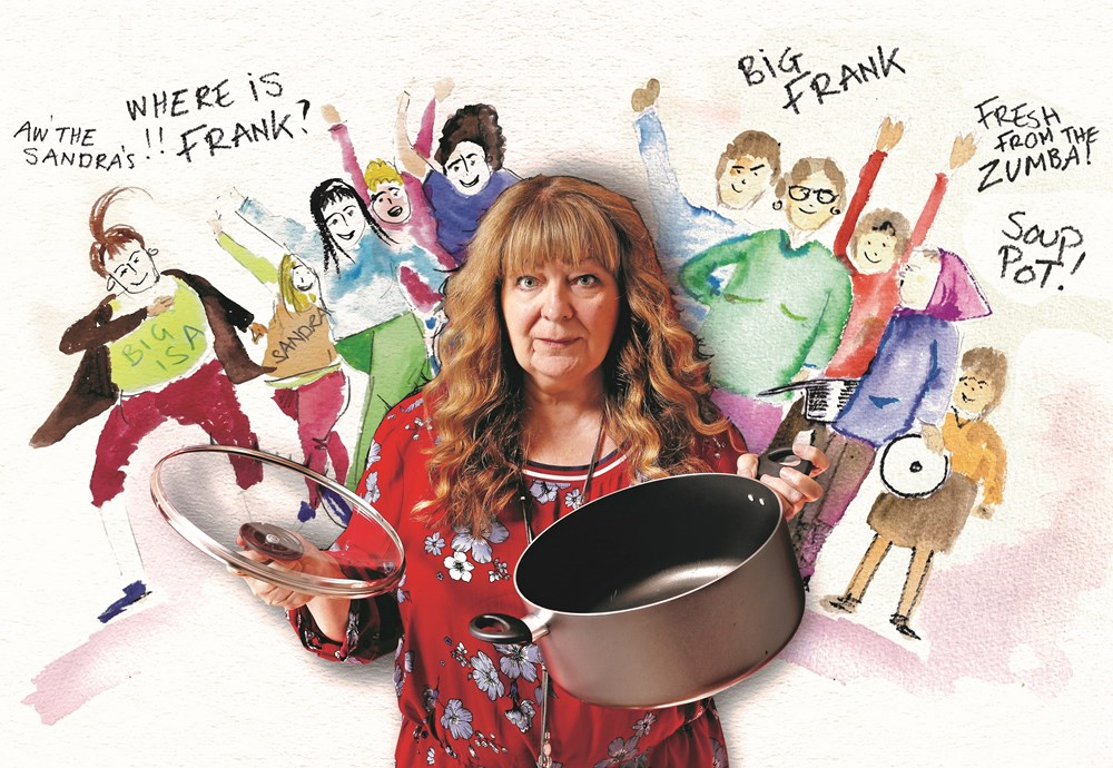 Janey Godley - The Soup Pot Tour