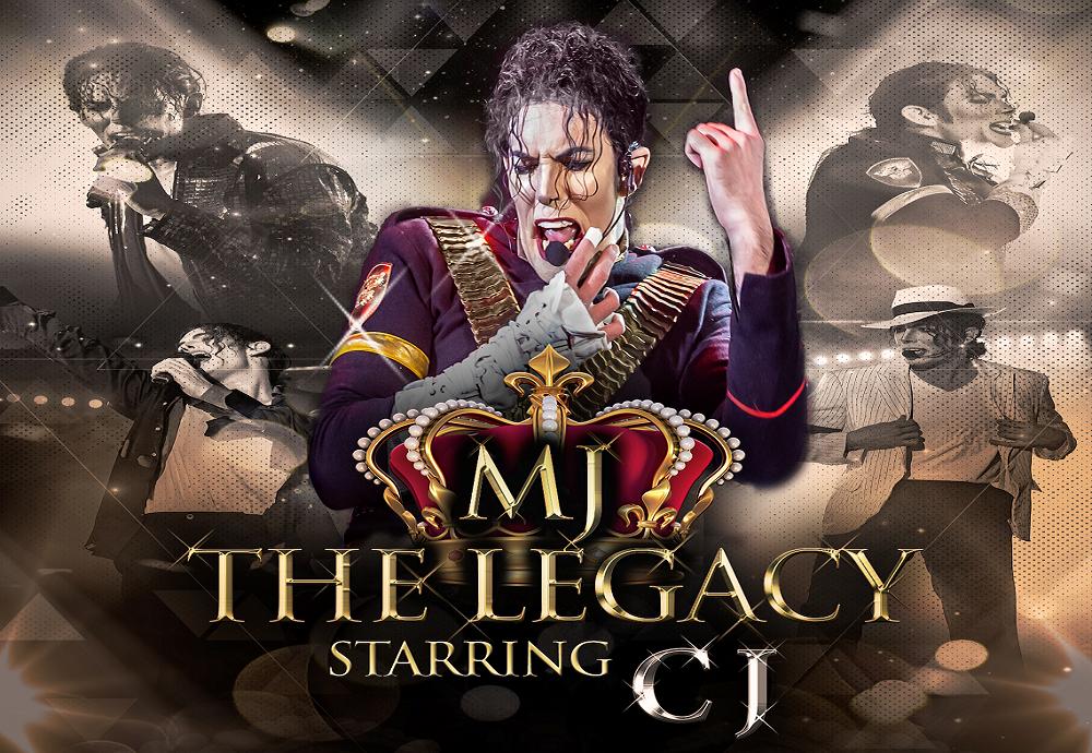 MJ THE LEGACY - STARRING CJ