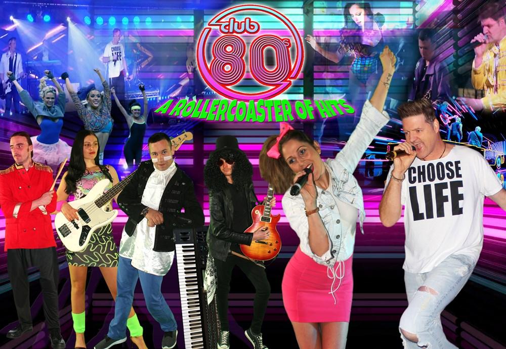 CLUB 80'S LIVE!