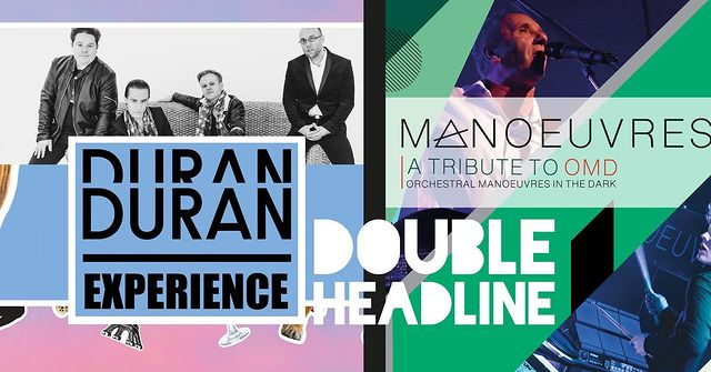DURAN DURAN EXPERIENCE AND MANOEUVRES (TRIBUTE TO OMD)