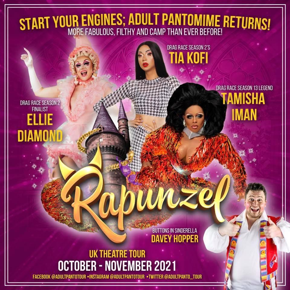 Rapunzel - Adult Pantomime