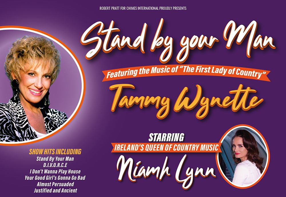 Stand By Your Man Featuring the Music of the First Lady of Country Tammy Wynette